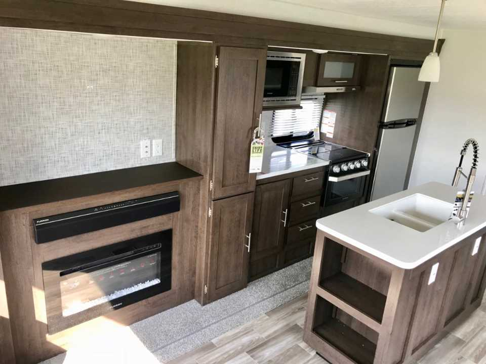 New 2019 Forest River Salem 27rei Travel Trailer Stock