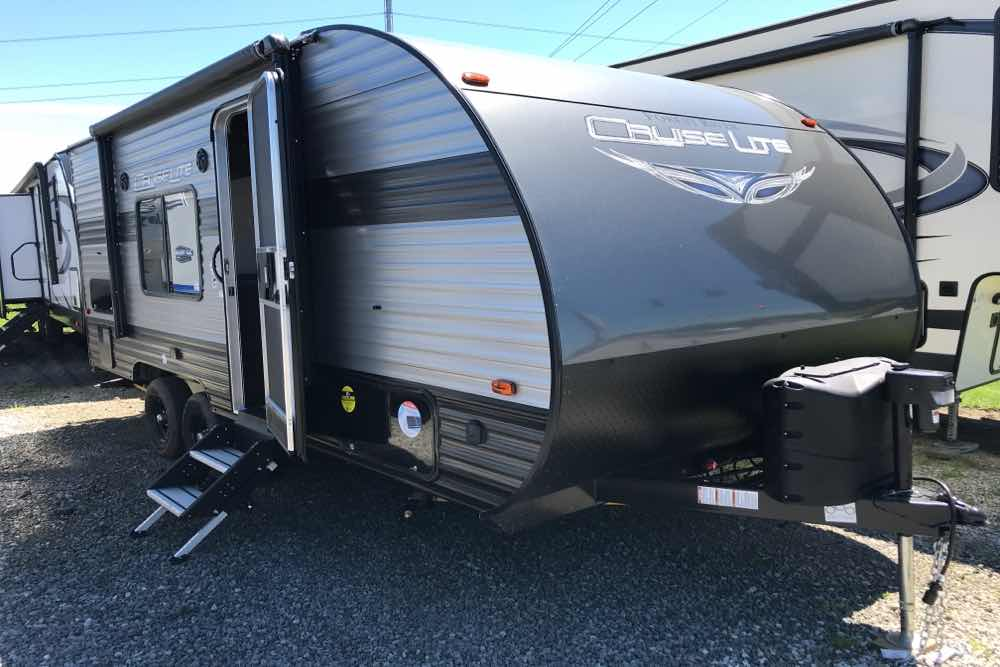 New 2020 Forest River Cruise Lite 171rbxl Travel Trailer