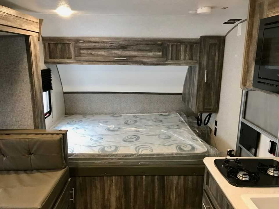 New 2019 Forest River Salem Fsx 178bhs Travel Trailer