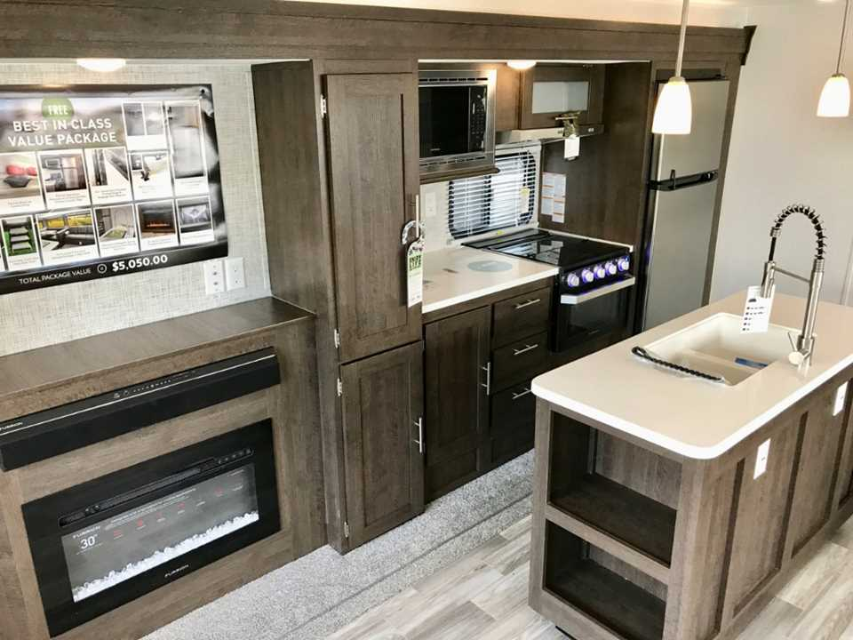 New 2020 Forest River Salem 27re Travel Trailer Stock