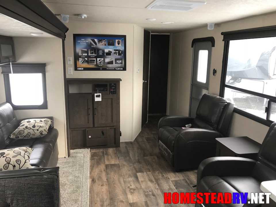 New 2018 Forest River Salem 27rkss Travel Trailer Stock