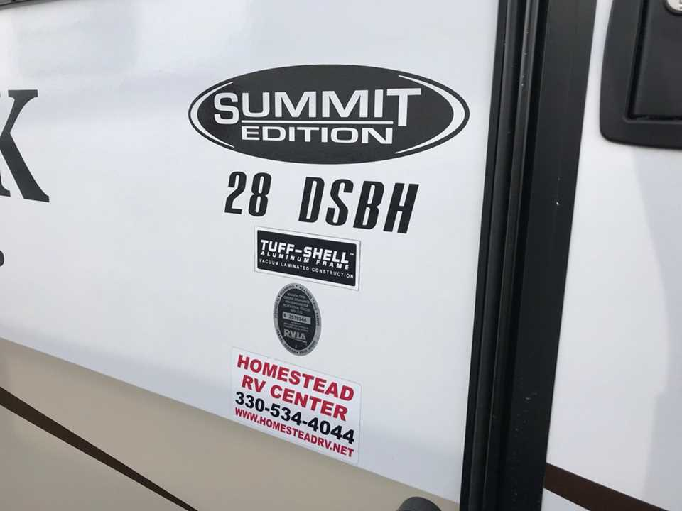 Used 2015 Jayco White Hawk Ultra Lite 28dsbh Summit